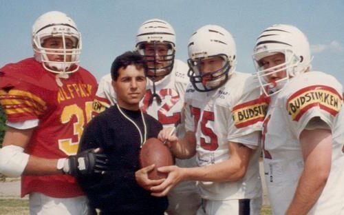 Tigers 1992 Tony LaVallo 001